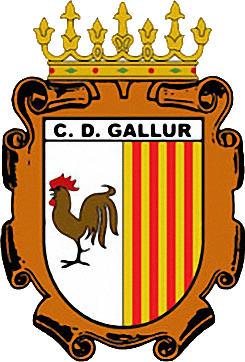 Logo of C.D. GALLUR (ARAGON)