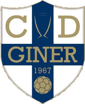Logo of C.D. GINER (ARAGON)