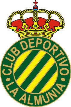 Logo of C.D. LA ALMUNIA (ARAGON)