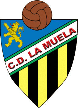 Logo de C.D. LA MUELA (ARAGON)