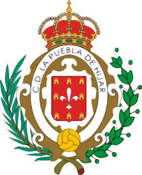 Logo of C.D. LA PUEBLA DE HÍJAR (ARAGON)