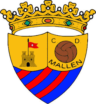 Logo de C.D. MALLEN (ARAGON)