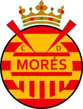 Logo C.D. MORÉS (ARAGON)