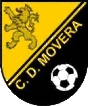 Logo of C.D. MOVERA (ARAGON)