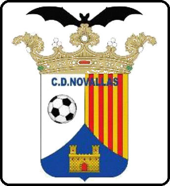 Logo of C.D. NOVALLAS (ARAGON)