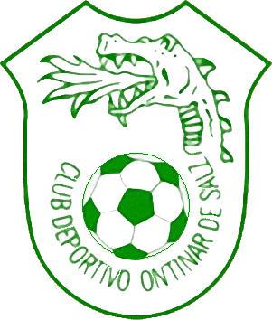 Logo of C.D. ONTINAR (ARAGON)