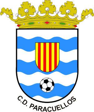 Logo of C.D. PARACUELLOS (ARAGON)
