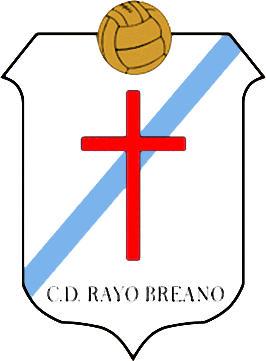 Logo of C.D. RAYO BREANO (ARAGON)