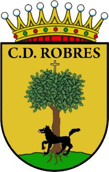 Logo of C.D. ROBRES (ARAGON)