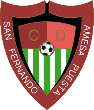 Logo di C.D. SAN FERNANDO AMESA PUESTA (ARAGONA)