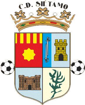 Logo of C.D. SIÉTAMO (ARAGON)