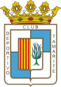 Logo C.D. TAMARITE (ARAGON)