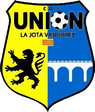 Logo C.D. UNIÓN LA JOTA VADORREY (ARAGON)