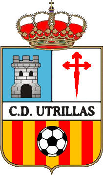 Logo of C.D. UTRILLAS (ARAGON)