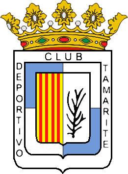 Logo de C.D.J. TAMARITE (ARAGON)