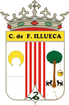 Logo of C.F ILLUECA (ARAGON)