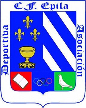 Logo of C.F. ÉPILA A.D. (ARAGON)
