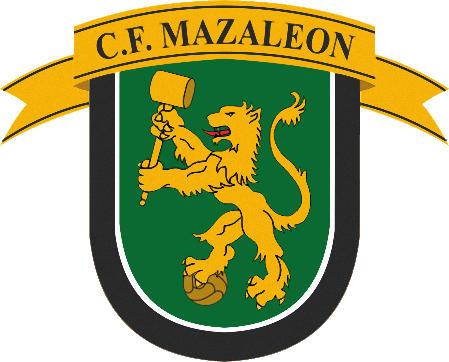 Logo de C.F. MAZALEÓN (ARAGON)