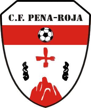 Logo de C.F. PENA-ROJA (ARAGON)