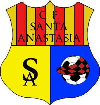 のロゴ聖アナスタシア倶楽部 (アラゴン)