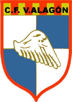 Logo C.F. VILLA DE ALAGÓN (ARAGON)