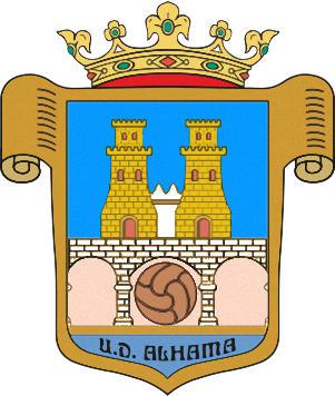 Logo de C.F. ZALUX ALHAMA (ARAGON)