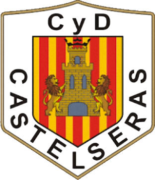 Logo de CASTELSERAS C.F. (ARAGON)
