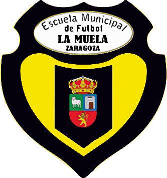 Logo of E.M.F. LA MUELA (ARAGON)