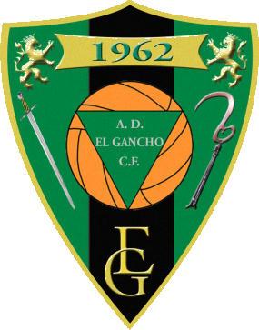 Logo of EL GANCHO C.F. (ARAGON)