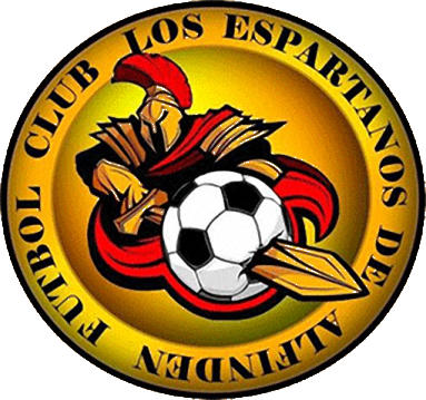 Logo of LOS ESPARTANOS DE ALFINDEN F.C. (ARAGON)