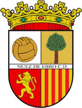 Logo of NUEZ DE EBRO C.D. (ARAGON)