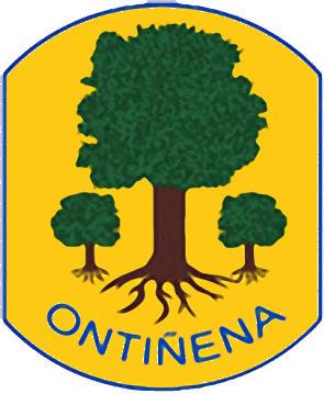 Logo of ONTIÑENA C.F. (ARAGON)