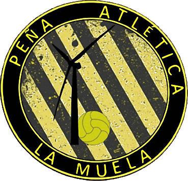 Logo of PEÑA ATLÉTICA LA MUELA (ARAGON)