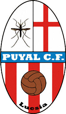 Logo of PUYAL C.F. (ARAGON)