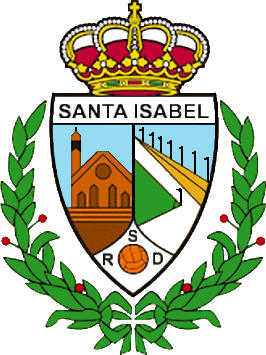 Logo of R.S.D. SANTA ISABEL (ARAGON)