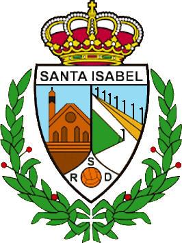 Logo R.S.D. SANTA ISABEL (ARAGON)