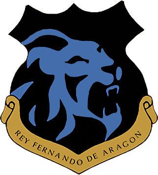 Logo of REY FERNANDO DE ARAGÓN C.F. (ARAGON)