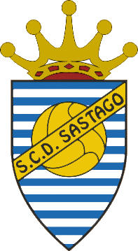 Logo of S.C.D. SASTAGO (ARAGON)