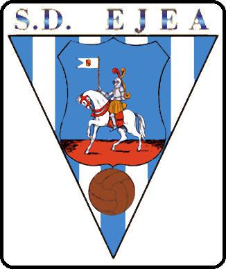 Logo S.D. EJEA  (ARAGON)