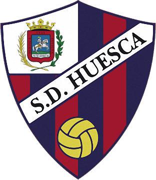 Logo of S.D. HUESCA (ARAGON)