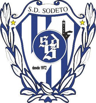 Logo S.D. SODETO (ARAGON)