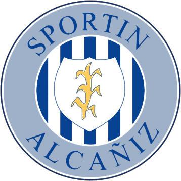 Logo of SPORTIN ALCAÑIZ C.F. (ARAGON)