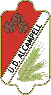 Logo de U.D. ALCAMPELL (ARAGON)
