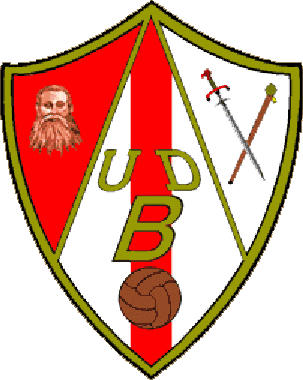 Logo of U.D. BARBASTRO  (ARAGON)