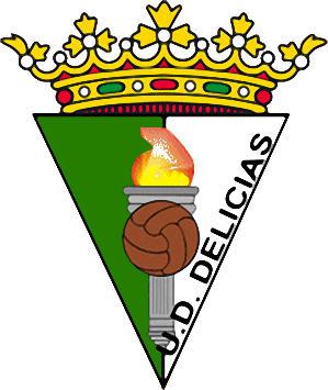 Logo U.D. DELICIAS (ARAGON)