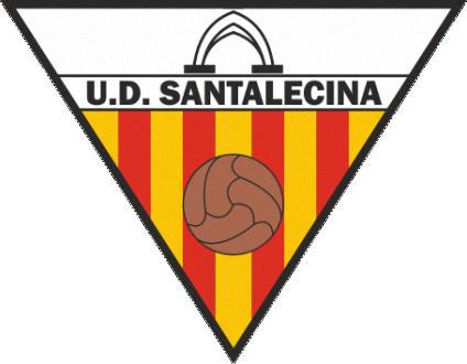 Logo U.D. SANTALECINA (ARAGON)