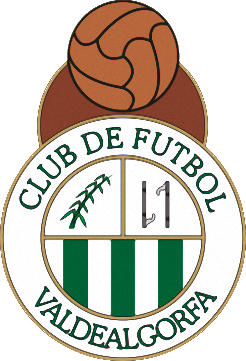 Logo VALDEALGORFA C.F. (ARAGON)