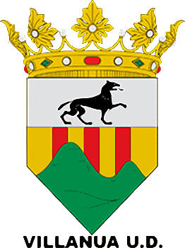 Logo of VILLANUA U.D. (ARAGON)