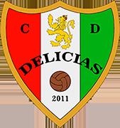 Logo of C.D. DELICIAS