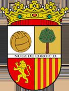 Logo de NUEZ DE EBRO C.D.